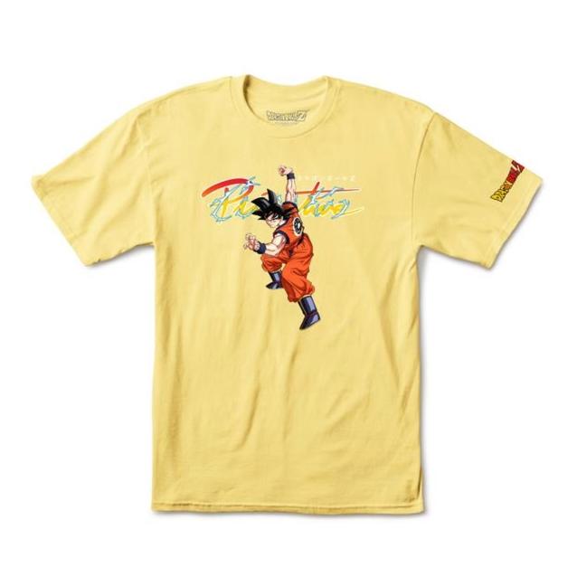 Primitive Nuevo Goku Ban Tee