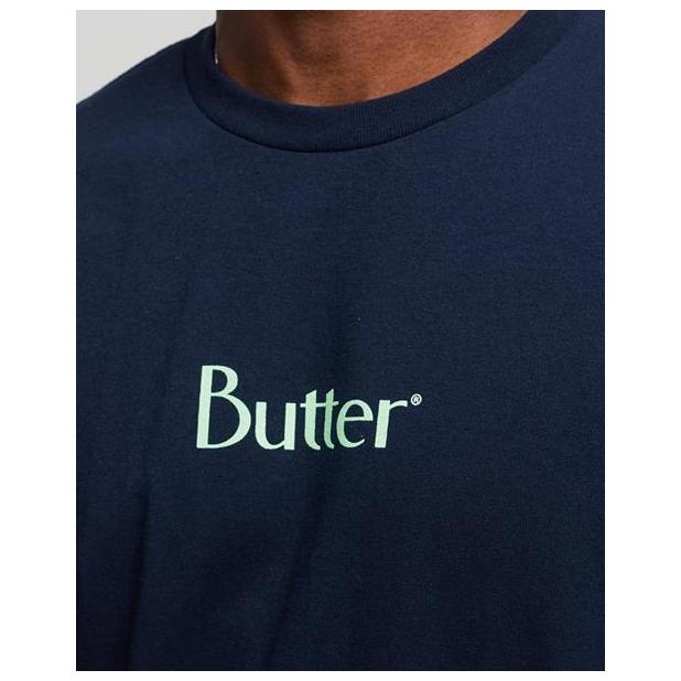 Butter Goods Classic Logo Tee