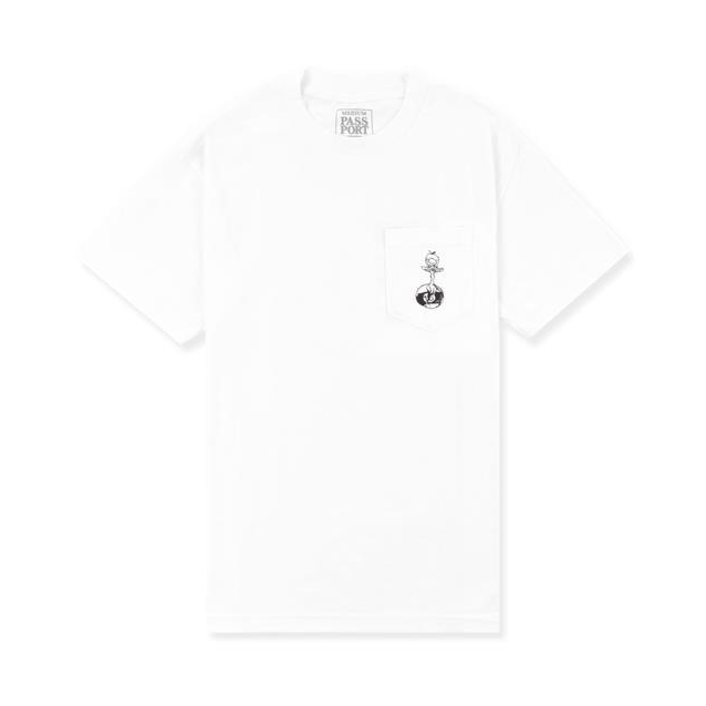Passport Ducks in a Row Pocket Tee