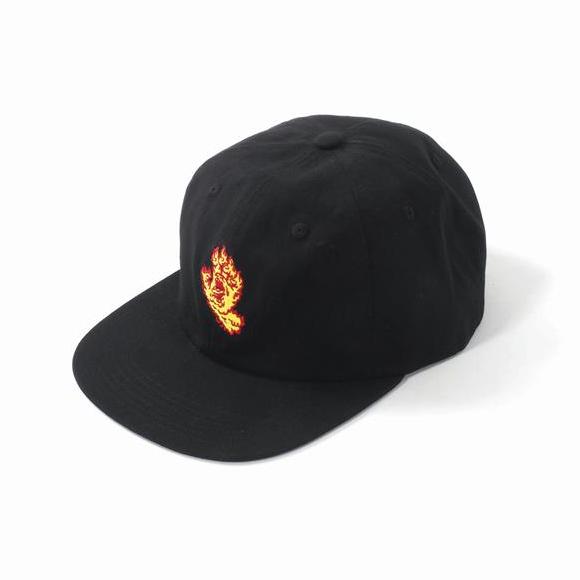 Santa Cruz Flame Hand Cap