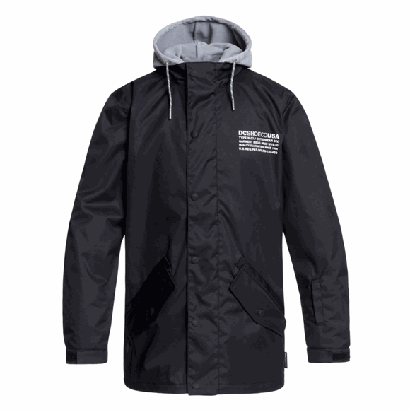 DC 2020 Union Jacket