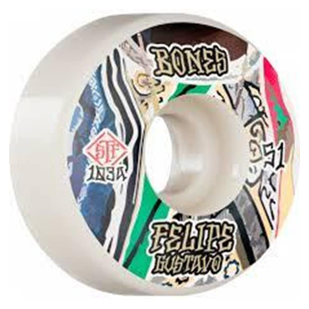Bones STF V1 Wheels