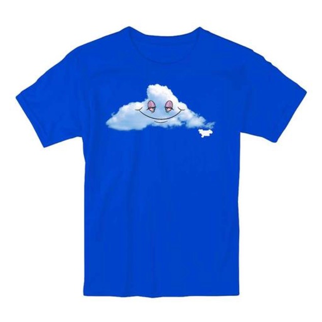Thank You Head In The Clouds Tee