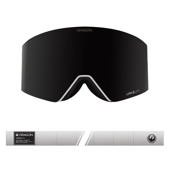 Dragon 2021 RVX + Spare Lens