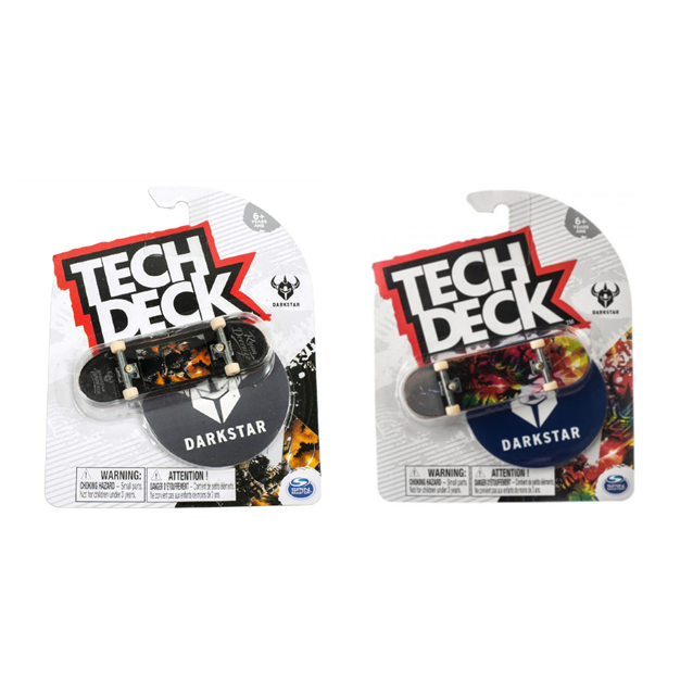 Darkstar Tech Deck Bundle