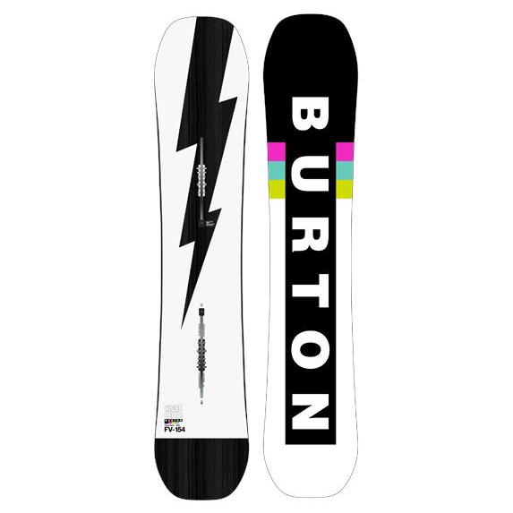 Burton 2021 Custom FV 154W