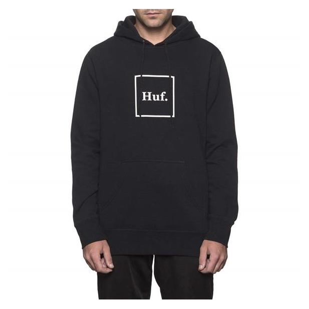 HUF Box Logo Hoodie