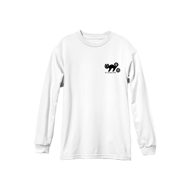 New Deal Templeton Cat L/S  T-Shirt