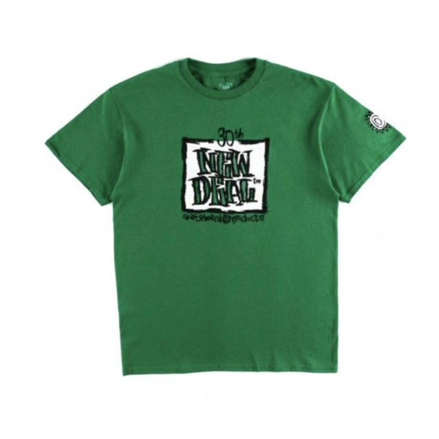 New Deal 30th Anniversary Tee