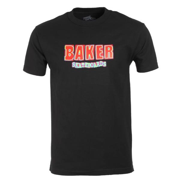 Baker Brand Logo Infrared Tee
