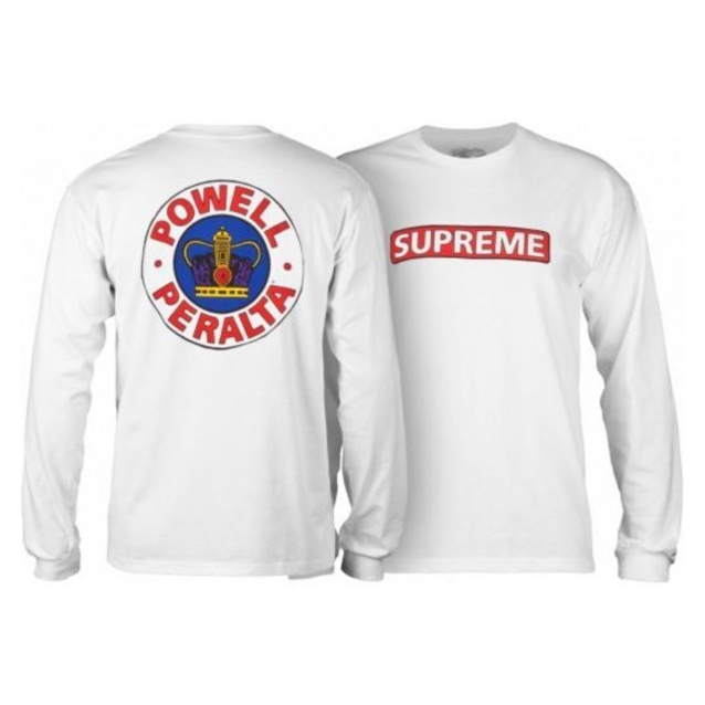 Powell Peralta Supreme L/S Tee