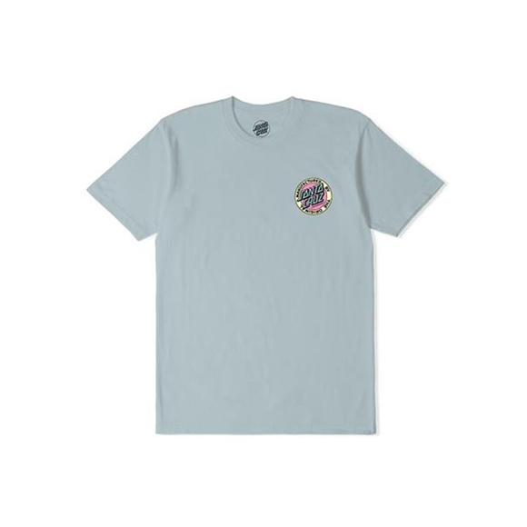 Santa Cruz MFG Dot Retro Tee