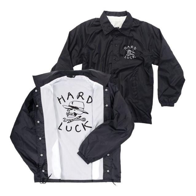Hard Luck OG Logo Coaches Jacket