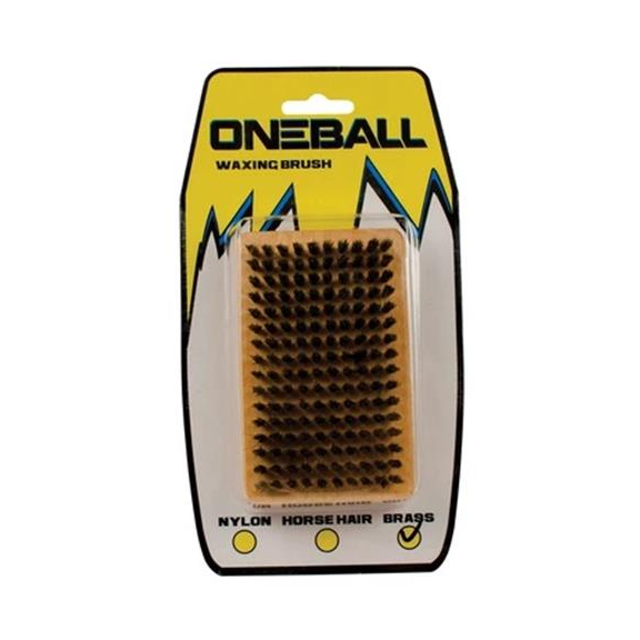 One Ball Jay Waxing Brush