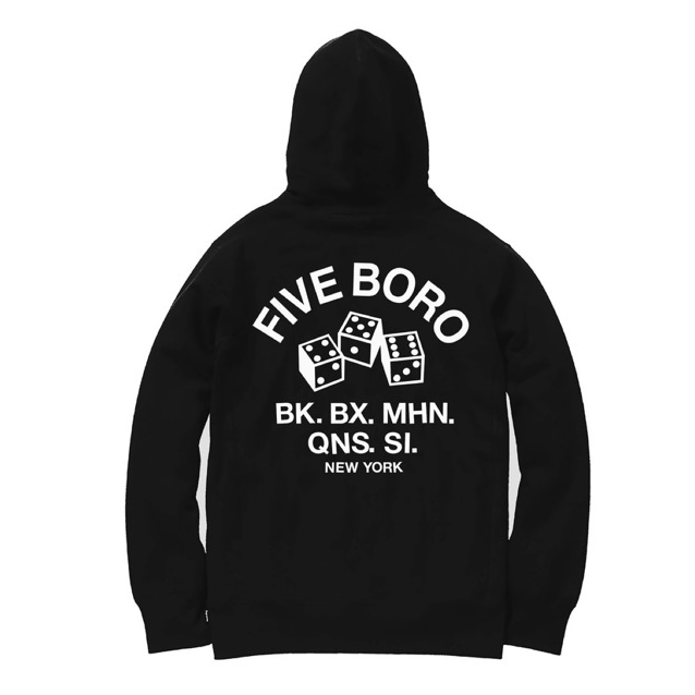 5Boro 4-5-6 Dice Hood