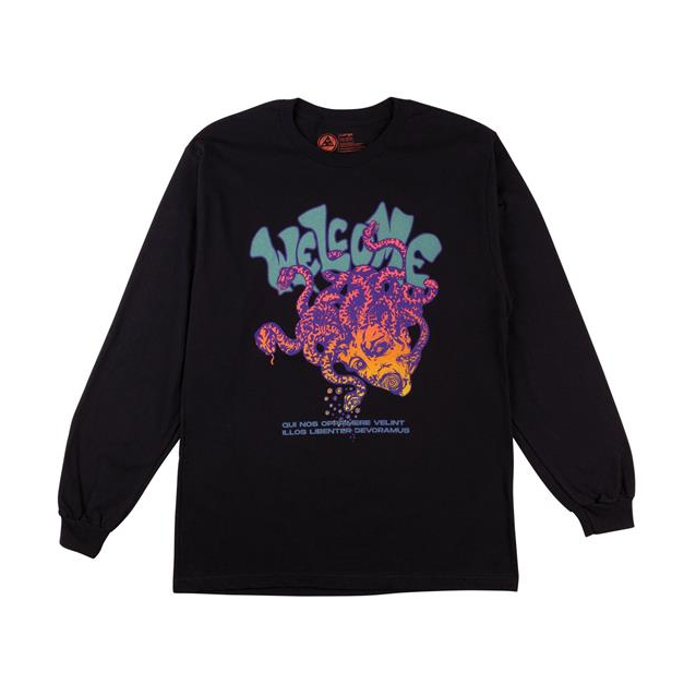 Welcome Medusa L/S Tee