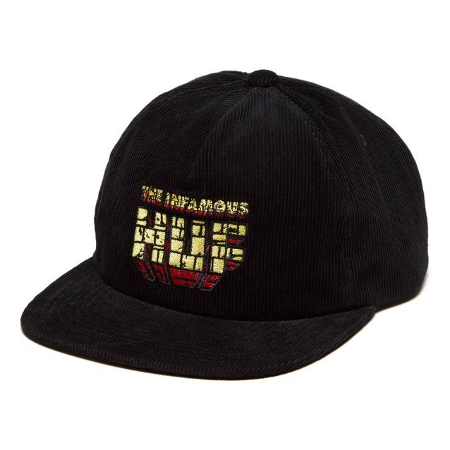 Huf Infamous Huf Snapback Cap