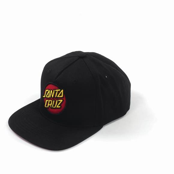 Santa Cruz Classic Patch Snapback Cap