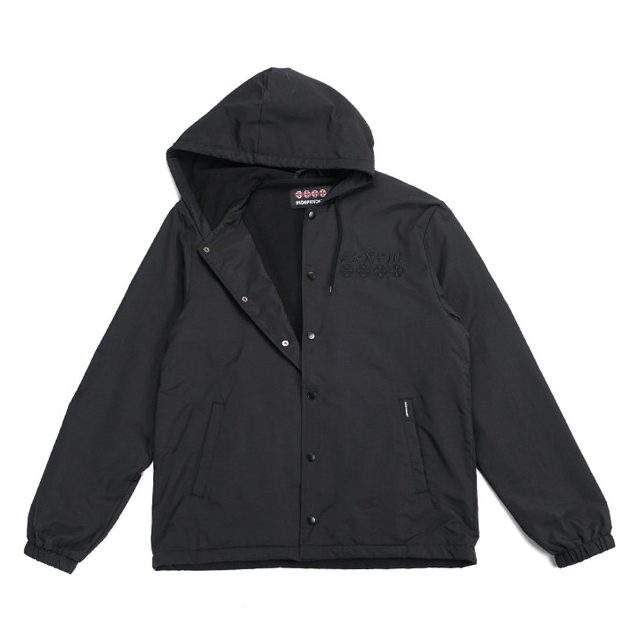 Independent Ante Crosses Hooded Spray Jacket
