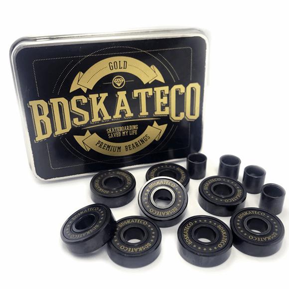 BD SKATECO - GOLD BEARING SET