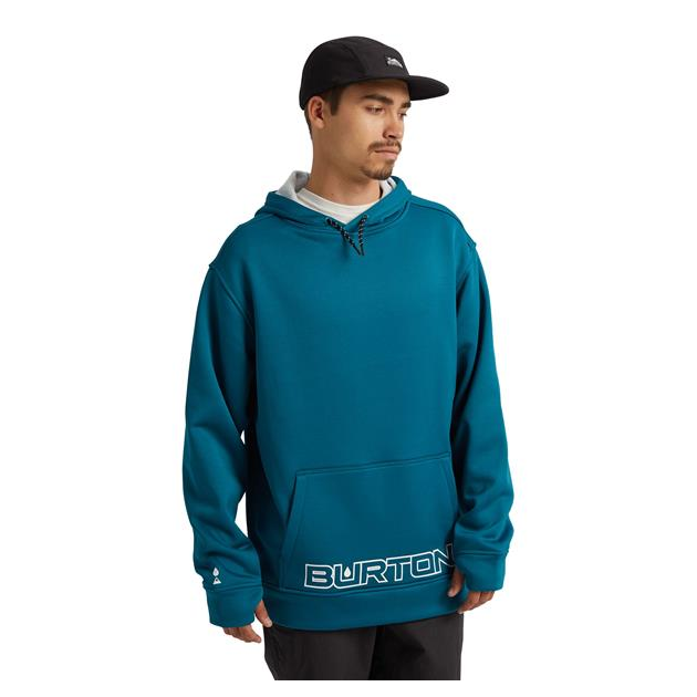 Burton 2020 Oak Solution-Dyed Pullover Fleece
