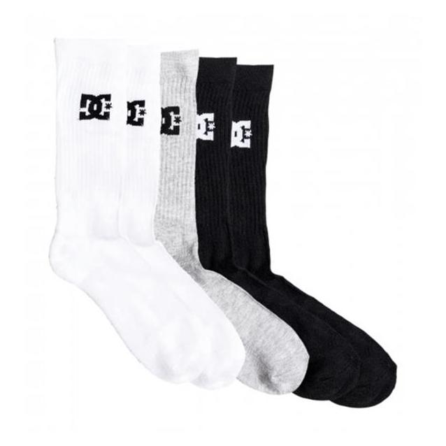 DC Crew Socks