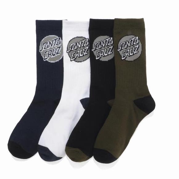 Santa Cruz Missing dot socks