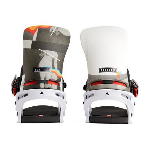 Burton 2021 Cartel X Bindings