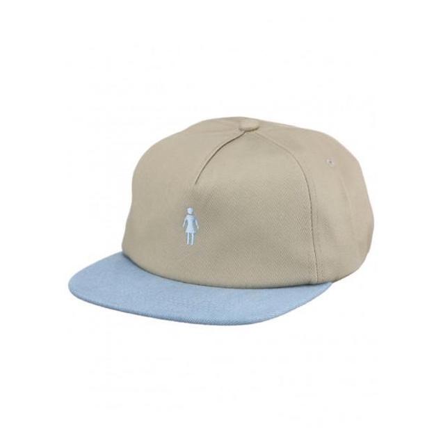 Girl Micro OG Strapback Cap
